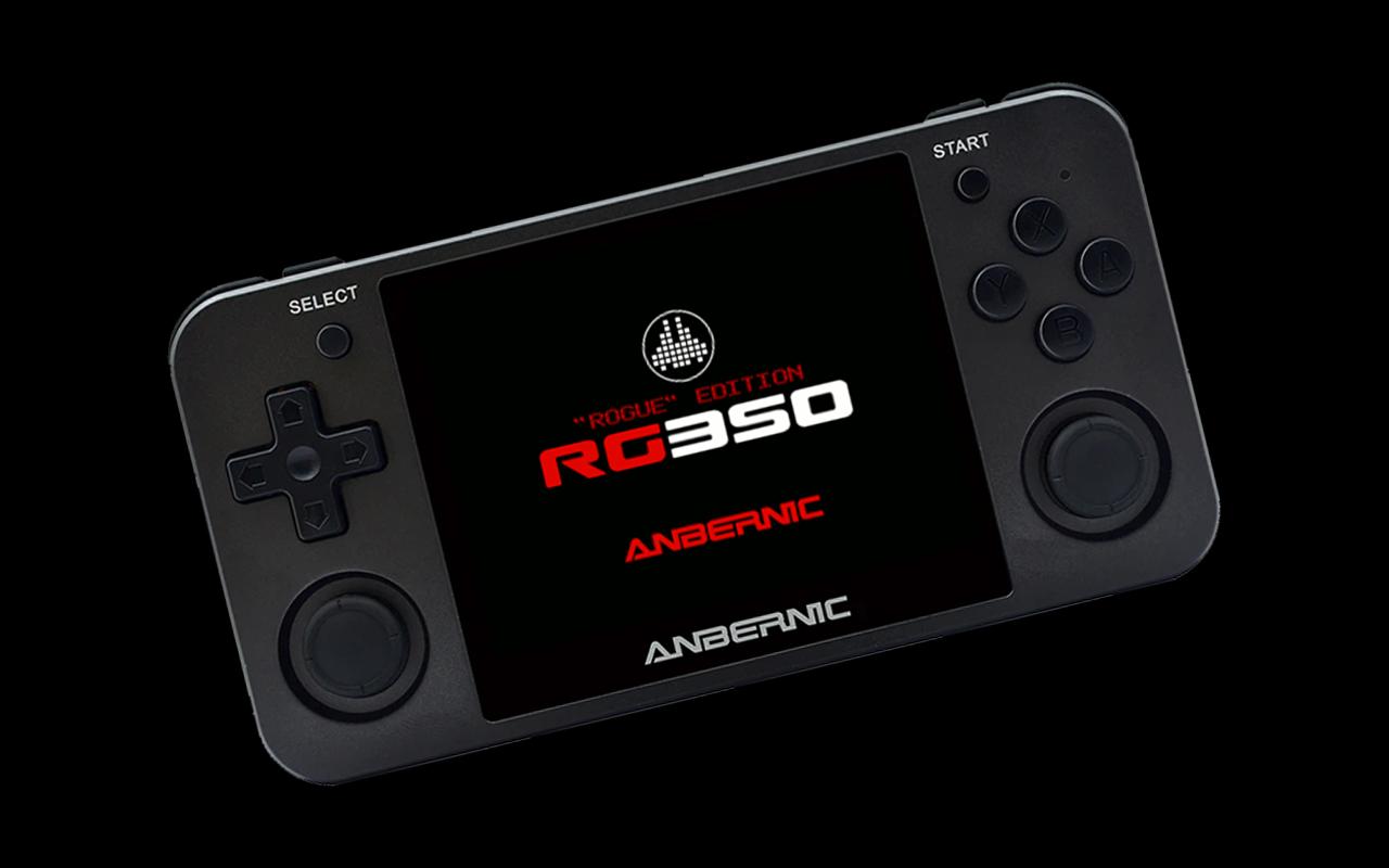 ANBERNIC RG350/300/280