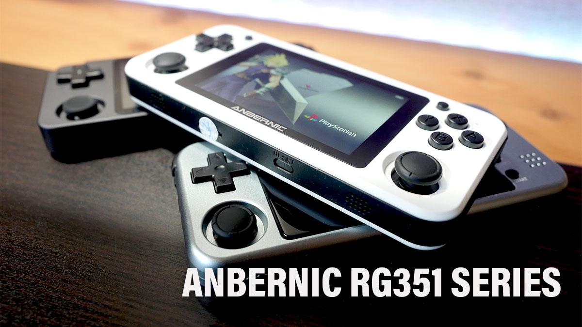 RG351 P/M/V